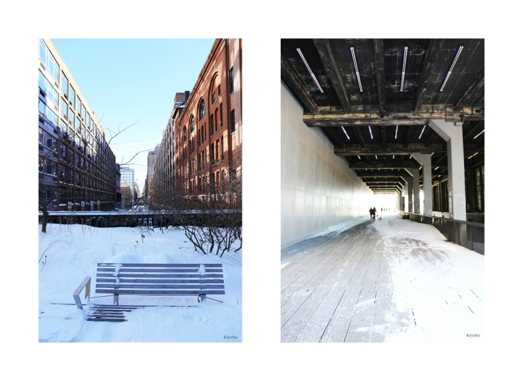 HighLine Collage
